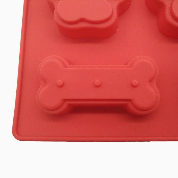 Formicky pre psov_Forma Rozne tvary detail kosticka